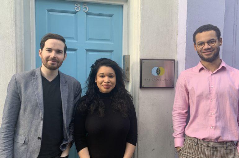 Welcome Alex, Charlie & Omari to The Grove Media