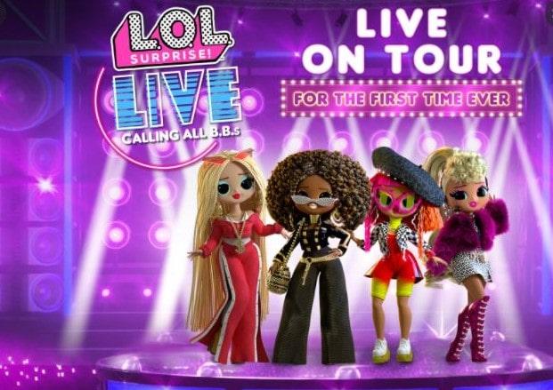 The Grove Media wins L.O.L. Surprise! UK tour brief